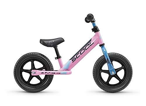 S'Cool pedeX race Kinder Laufrad (One Size, pink/black)