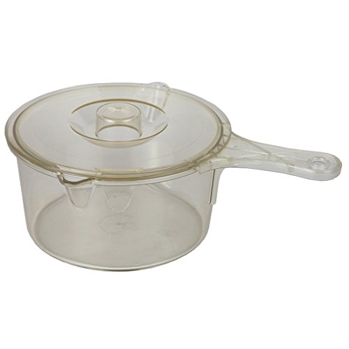 Home-X Microwave Sauce Pan with Lid