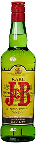 J&B Rare Blend of Speyside Malts (1 x 0.7 l)