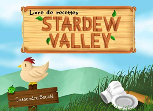 Livres de recettes Stardew Valley