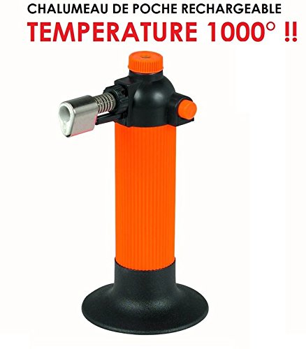LCM2014 Rechargeable Torch on Stand 16 cm 1000 Essential 4x4 Raid Preparation 4x4