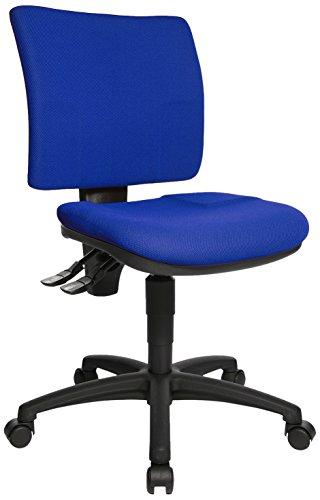 Topstar 8070BC6 Chaise de Bureau Bleu