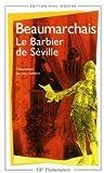Le Barbier de Séville - Flammarion - 18/11/2001