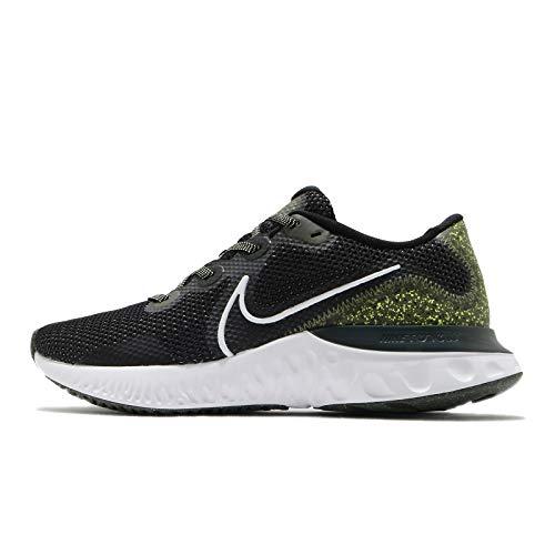 Nike - Renew Run SE - CT3509001 - Colore: Bianco-Nero - Taglia: 45.5 EU