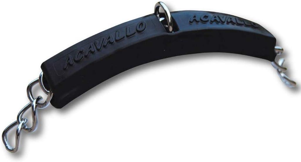 LeMieux Acavallo Wholesale Black Fashion Curb Guard Gel