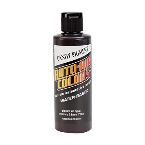 Auto-Air Colors Airbrush Paint 4oz Candy Pigment Rootbeer by Auto Air Colors