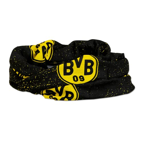 BVB Multifunktionstuch (Logos) one size