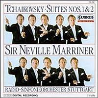 Tchaikovsky: Orchestral Suites Nos. 1 & 2