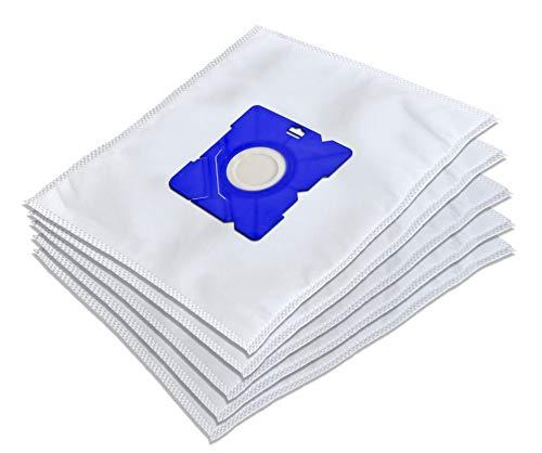 5 Staubsaugerbeutel geeignet für Samsung VP-77, CWY201, Blaupunkt VCB201