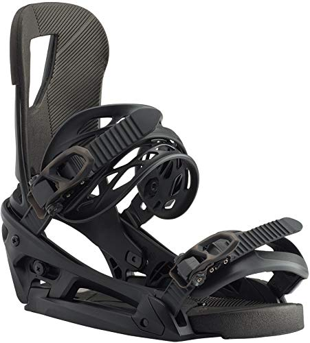 Burton Cartel EST Snowboard Bindings Mens Sz L  Black