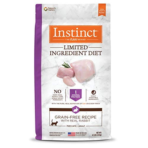 Instinct Limited Ingredient with Real Rabbit