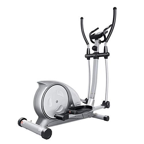 HAOYF Entrenadores elípticos, bicicletas de ejercicio con asientos y PC simple en casa, oficina de