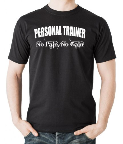 personal shirts Personal Trainer t-Shirt Workout t-Shirt