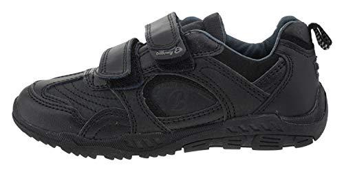 Billowy 3905c70 Leder Sneaker schwarz, Groesse:29.0