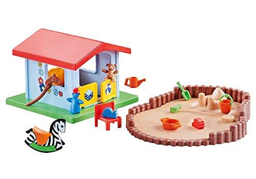 Playmobil 9814 Spielhäuschen mit Sandkasten (Folienverpackung)