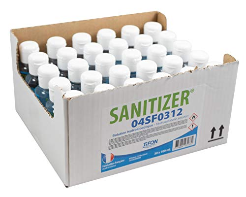 Gel Hidroalcohólico Sanitizer Pack de 30