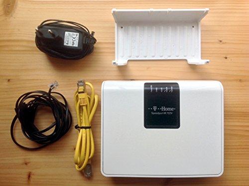 Deutsche Telekom Speedport W722V Typ B WLAN-Router, weiß