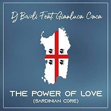 The Power of Love (feat. Gianluca Conca) [Sardinian Core]