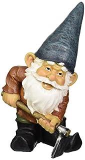 Garden Gnome Statue Bulldoze Outdoor