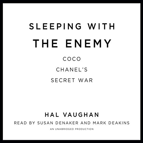Sleeping with the Enemy audiobook cover art
