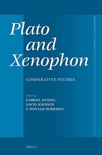 Plato and Xenophon: Comparative Studies (Mnemosyne Supplements, Band 417)