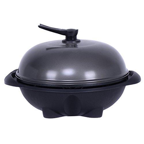 CHEFJOY 1350-Watt Indoor/Outdoor Electric BBQ Grill