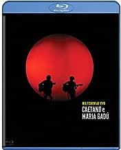 Blu-ray Caetano Veloso e Maria Gadu - Multishow ao Vivo