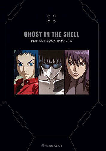Ghost in the Shell Perfect book 1995-2017 (Manga Artbooks)