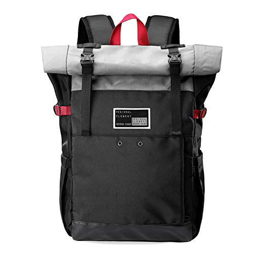 Sevego Laptop Backpack, Stylish Casual Daypack, Water Resistant Travel...