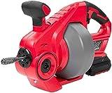 Automatische Rohrreinigungsspirale, Zufuhr Schnurloser Ablass-Verstopfungsentferner für 19-50 mm...