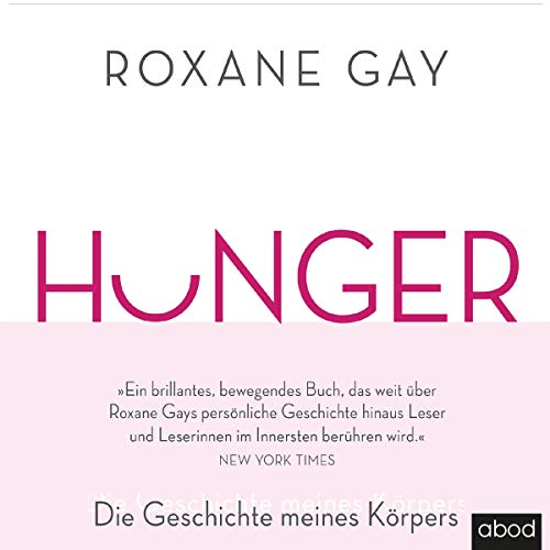 HUNGER (German edition) audiobook cover art