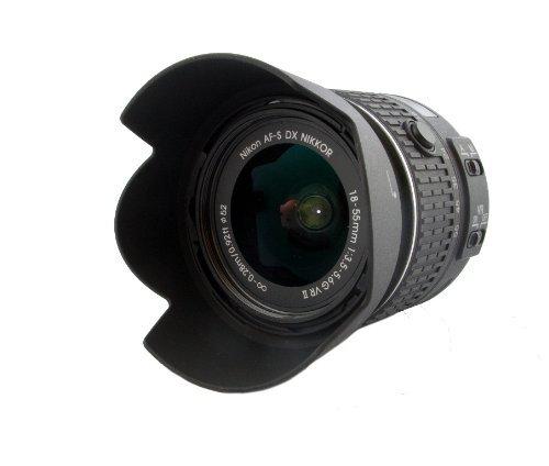 Parasol PROFOX LH-69 por Nikon AF-S DX NIKKOR 18–55 mm 1:3