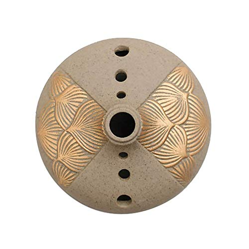 Affordable Burner Incense Burner Incense Burner Ceramic Lotus Shape Household Incense Burner Antique...