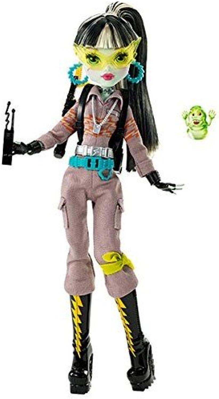 directo de fábrica Monster High Ghostbusters Frankie Stein 2016 SDCC Exclusive Exclusive Exclusive Doll  ofrecemos varias marcas famosas