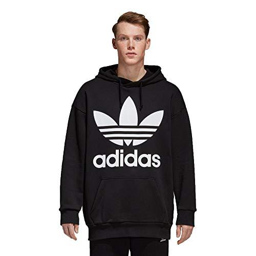 adidas Men's Trefoil Oversize Hoodie