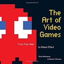 By Chris Melissinos - The Art of Video Games: From Pac-Man to Mass Effect (3/21/12)