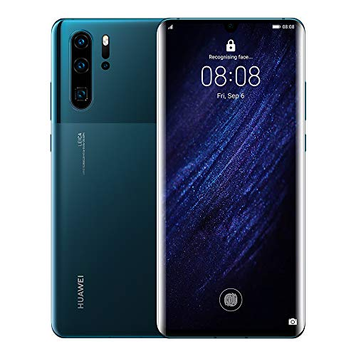 Huawei P30 Pro - Smartphone 128GB, 8GB RAM, Dual SIM, Mystic Blue