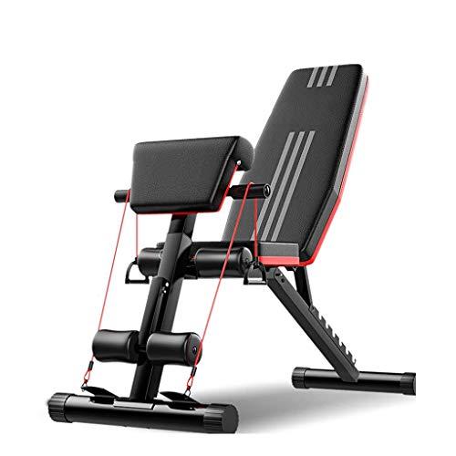 Baibao Multifunktions Faltbare Rücken Vorstand for Karosserie-Übung Preisen Hocker Startseite Abdominal Sit-ups Fitness Equipment