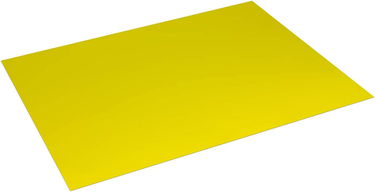 Free Shipping Cheap Bargain Gift Pack of 25 Strong Yellow Cardstock 65 shop 180 g 50 x Size