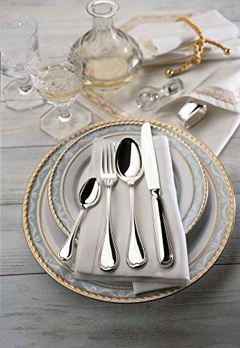 Robbe & Berking Classic Faden 3 pos. Set Posate legumi (Argento Sterling 925)