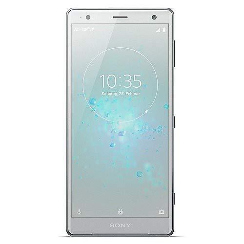 Sony Xperia XZ2 Liquid Argent Android 8 Smartphone (Reconditionné Certifié)