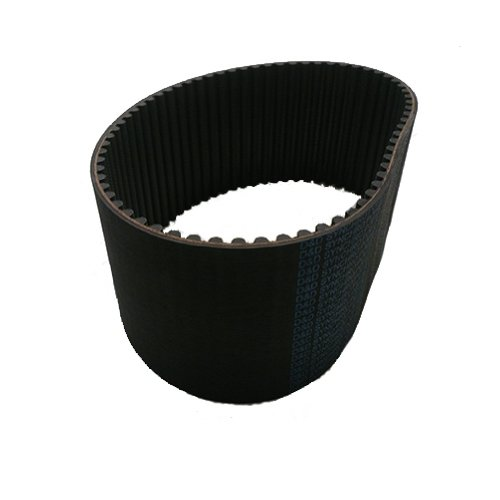 BESTORQ 474-3M-15 3M Timing Belt, Rubber, 474 mm Outside Circumference, 15 mm Width, 3 mm Pitch, 158 Teeth