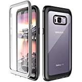 Singdo Case Compatible with Samsung Galaxy S8 Case,360°