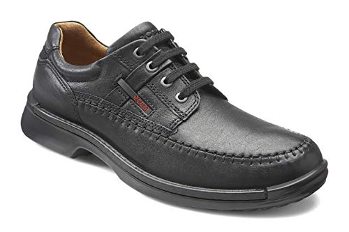 Price comparison product image ECCO Men's Fusion Moc Oxford, Black, 47 EU (US Men's 13-13.5 M)