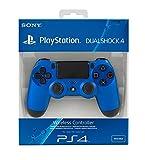 Sony - Mando Dual Shock 4, Color Azul (Playstation 4)