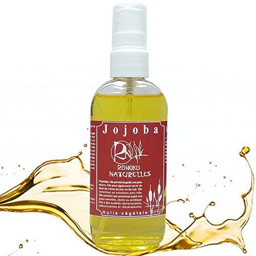 Ressources Naturelles Bio Jojoba Öl, 100 ml