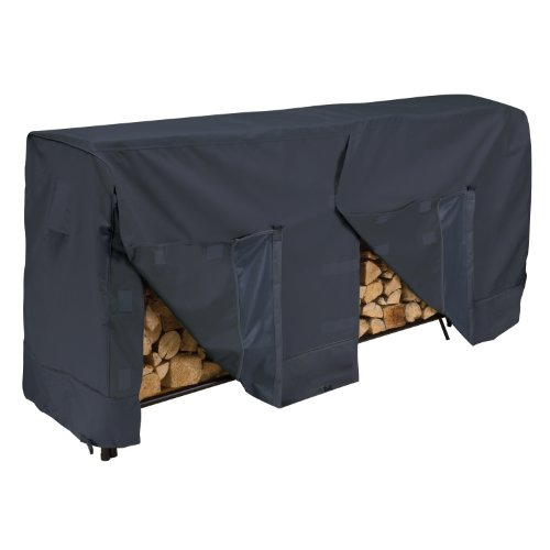 Check Out This Classic Accessories 52-069-030401-00 Log Rack Cover, 8-Feet, 8 ft, Black