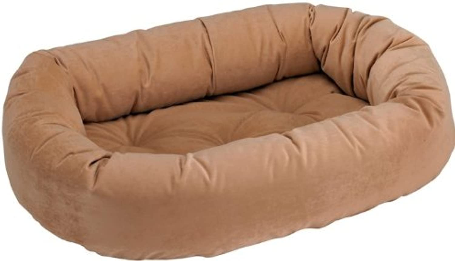 Bowsers Donut Bed, Small, Khaki