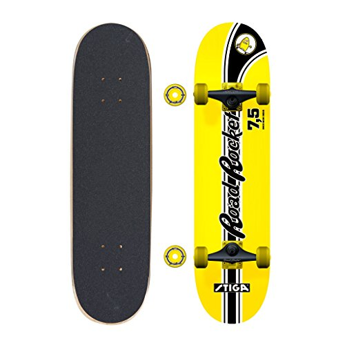 Stiga Skateboard Road Rocket 7.5 Multicolore