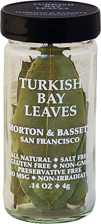 Morton & Bassett Turkish Bay Leaves 0.1 ounce